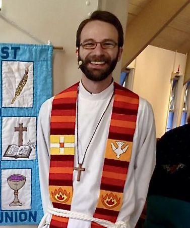 The Reverend Steve Simpson